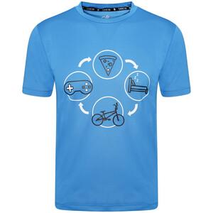 Dare 2b Rightful Camiseta Niños, azul azul