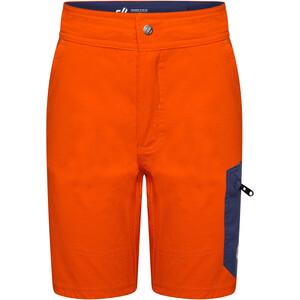 Dare 2b Reprise Shorts Kinderen, oranje/blauw oranje/blauw