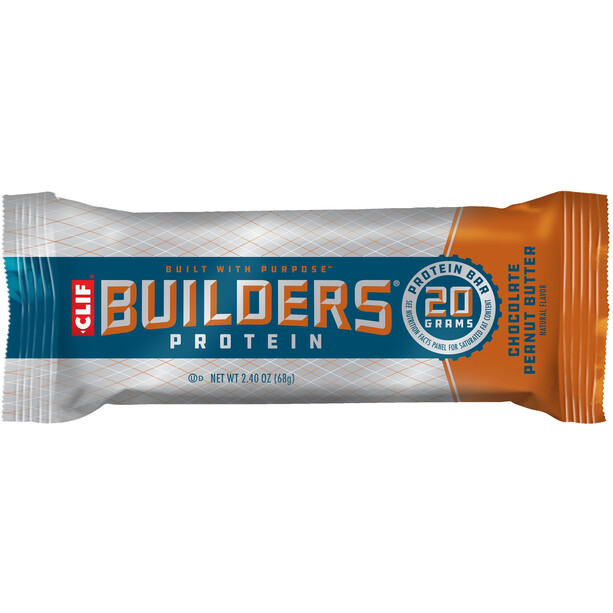 CLIF Bar Mixpackage Builder's Protein Bar Box 12 x 68g Diverse