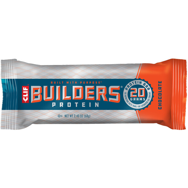 CLIF Bar Mixpackage Builder's Protein Bar Box 12 x 68g, Diverse