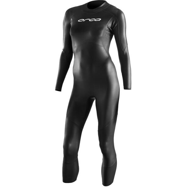 ORCA Openwater Perform Fina Wetsuit Damen schwarz