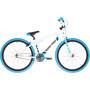 """SE Bikes Blocks Flyer 26"""" weiß/blau"""