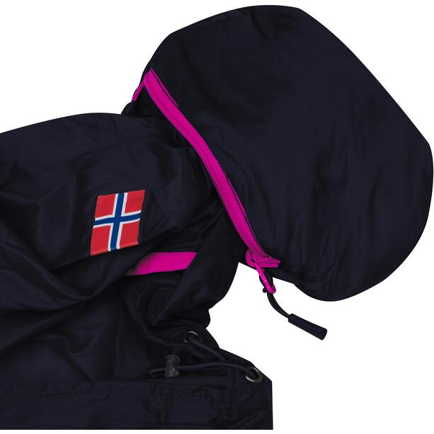 TROLLKIDS Fjell Running Jacket Kids, bleu