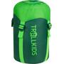 TROLLKIDS Fjell Dreamer Sleeping Bag Extendable Kids, dark green/green/medium blue