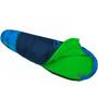TROLLKIDS Fjell Dreamer Schlafsack Erweiterbar Kinder navy/medium blue/green