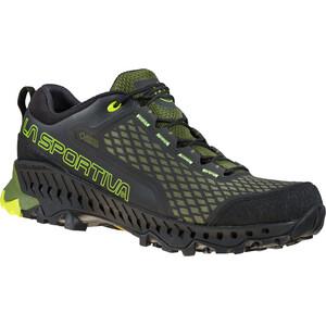 La Sportiva Spire GTX Shoes Men svart/gul svart/gul