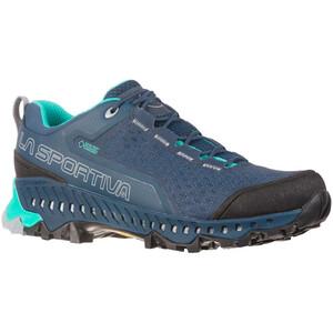 La Sportiva Spire GTX Shoes Women blå/turkos blå/turkos