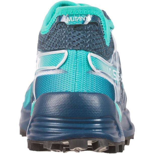La Sportiva Mutant Shoes Women Petrol/turkos