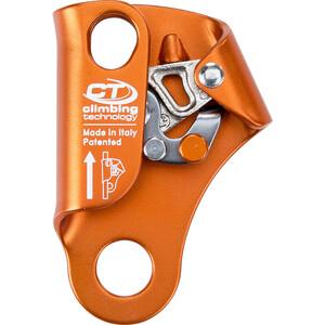 Climbing Technology Simple + Ascender, orange orange