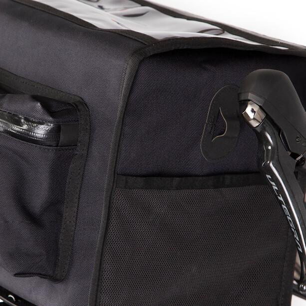 Restrap Rando Gepäckträgertasche Small black