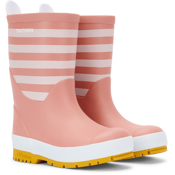 Tretorn Gränna Rubber Boots Barn heather/white