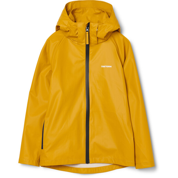 Tretorn Packable Rainset Barn gul