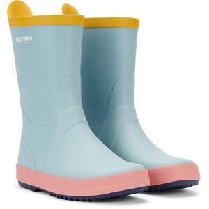 Tretorn Wings Rubber Boots blå/flerfärgad blå/flerfärgad