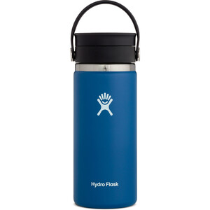 Hydro Flask Coffee Flasche mit Flex Sip Deckel 473ml blau blau