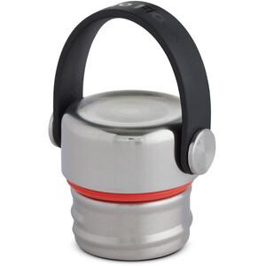 Hydro Flask Standard Mouth Flex Cap Stainless Steel, Plateado Plateado