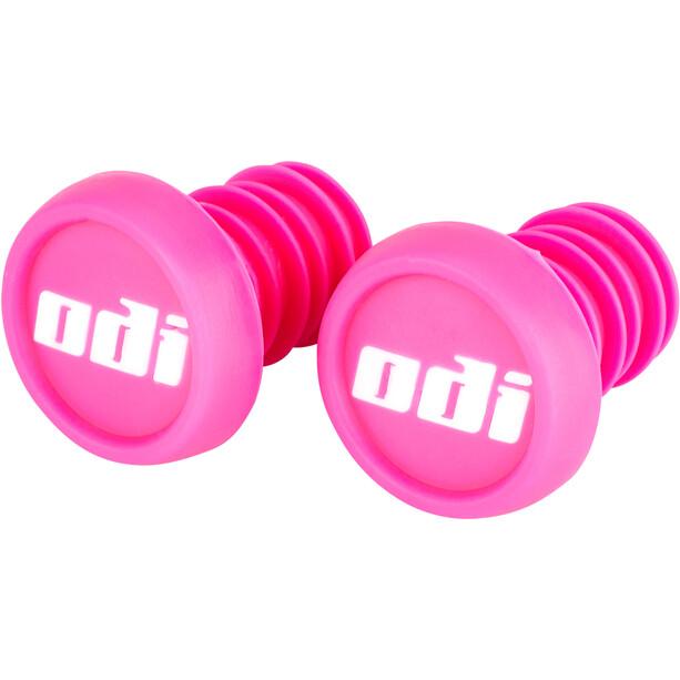 ODI BMX Lenker Endkappen pink