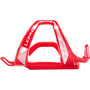 Lezyne Flow Cage E Side Load Cage Right, rouge/blanc