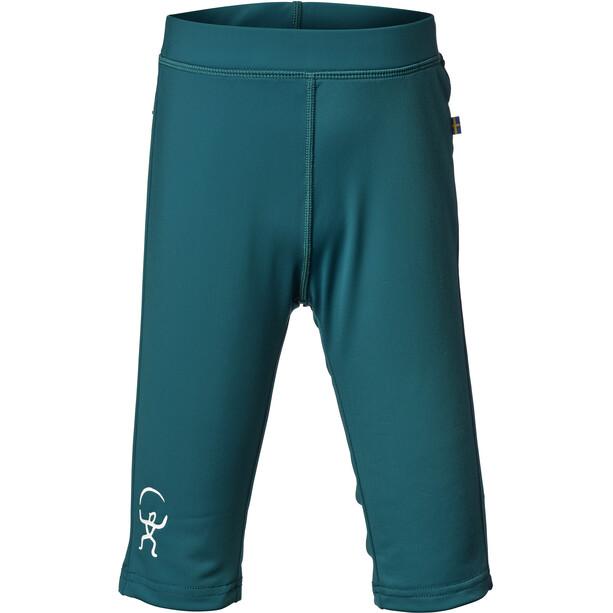 Isbjörn Sun Leggings Kids emeraldgreen