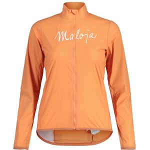 Maloja AdlerfarnM. Superlight WB Jacke Damen orange orange