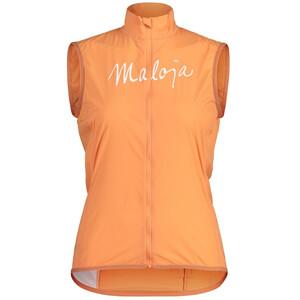 Maloja AdlerfarnM. Superlight WB Weste Damen orange orange