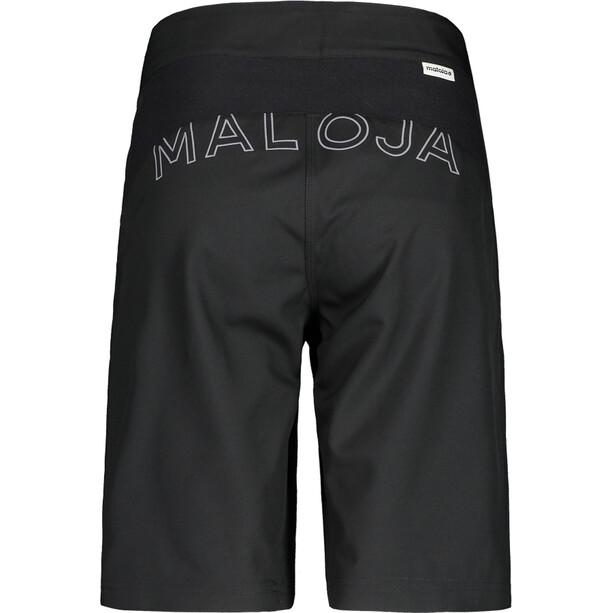 Maloja AzaleaM. Multisport Shorts Women, noir