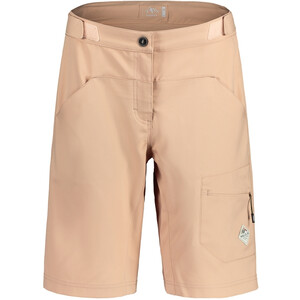 Maloja CardaminaM. Pantalones cortos multideportivos Mujer, rosa rosa