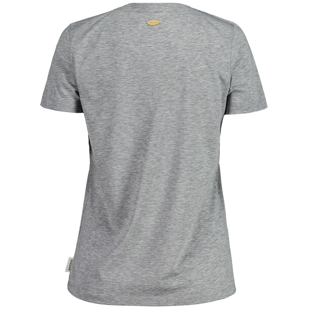 Maloja CuragliaM. Shortsleeve Shirt Women, gris