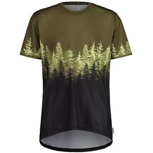 Maloja DrachenkopfM. Multi 1/2 Short Sleeve Multisport Jersey Men moss multi moss multi