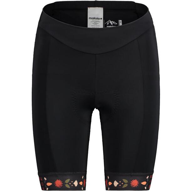 Maloja RubinieM. Chamois Bike Shorts Women svart