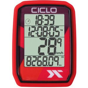 Ciclosport Protos 205 Cykeldator röd röd