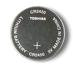 Ciclosport CR 2450 Batterie für HAC Serie