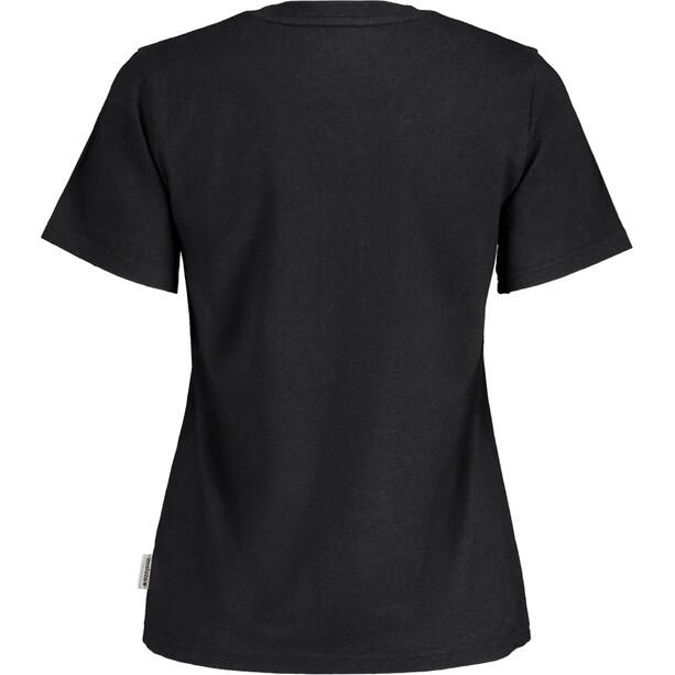Maloja AlpendostM. Kurzarm T-Shirt Damen schwarz