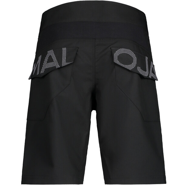 Maloja BardinM. Multisport Shorts Men, moonless