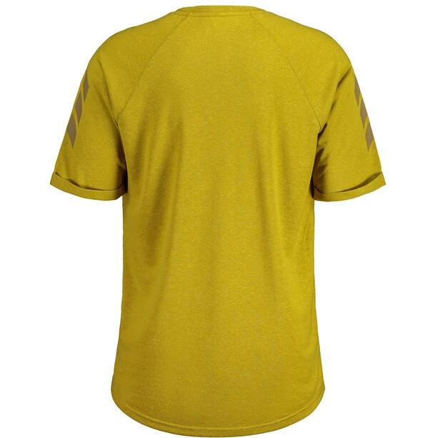 Maloja DrachenmaulM. 3/4 Arm Freeride Trikot Herren gelb