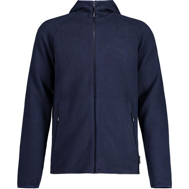 Maloja HirschholunderM. Sweat Jacket Men, sininen