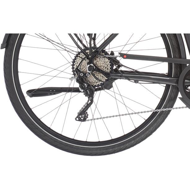 Rabeneick TC-E Carry Deore 10-hastighets Disc Diamond svart