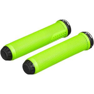 Spank Spike 30 Lock-On handtag grön grön