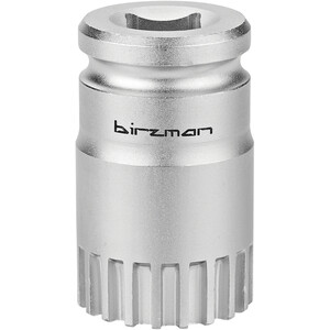 Birzman Catridge Innenlagerwerkzeug für Shimano HG Kassetten silber silber