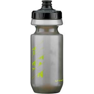 Birzman Wasserflasche 550ml mit Schnell-Durchfluss Ventil transparent transparent