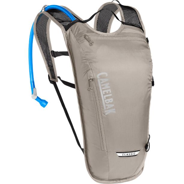 CamelBak Classic Light Hydration Backpack 2l+2l, aluminum/black