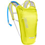 safety yellow/silver