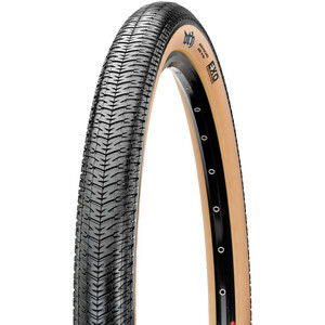 "Maxxis DTH Folding Tyre 26x2.15"" MaxxPro EXO Tanwall svart/beige svart/beige"