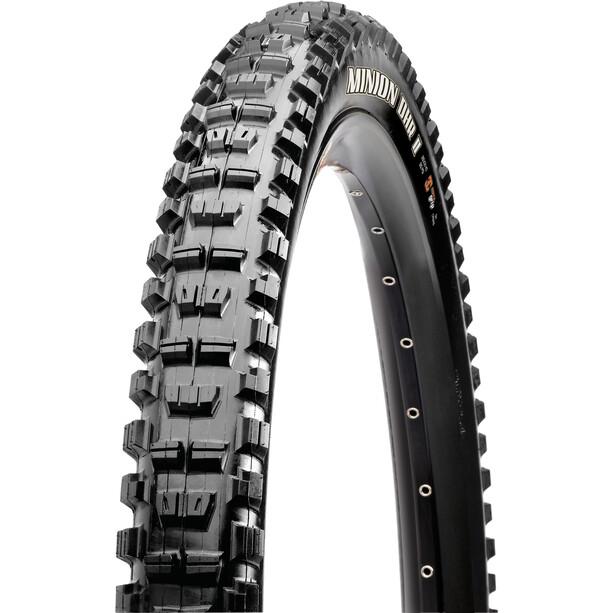 "Maxxis Minion DHR II Folding Tyre 27.5x2.40"" WT 3C MaxxGrip EXO TR, noir"