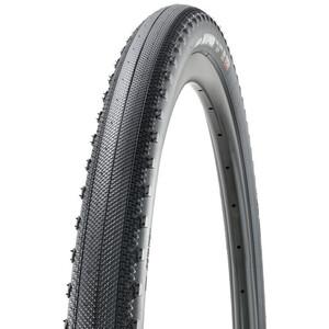 Maxxis Receptor Folding Tyre 650x47B Dual EXO TR, noir noir