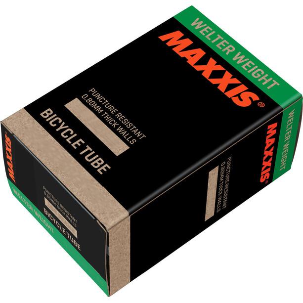 "Maxxis WelterWeight Schlauch 27.5x1.90/2.35"" black"
