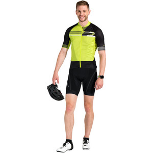 VAUDE Pro III Trikot Herren bright green/black bright green/black