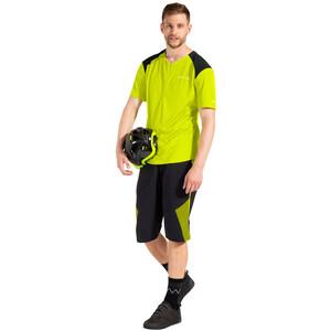 VAUDE Qimsa T-Shirt Men grön/svart grön/svart