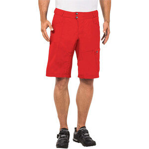 VAUDE Tamaro Shorts Herren mars red mars red