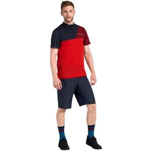 VAUDE Tremalzo IV T-Shirt Herren mars red mars red