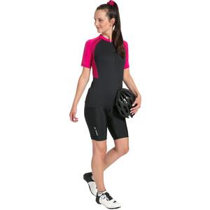 VAUDE Advanced IV Tricot Women, vaaleanpunainen/musta vaaleanpunainen/musta